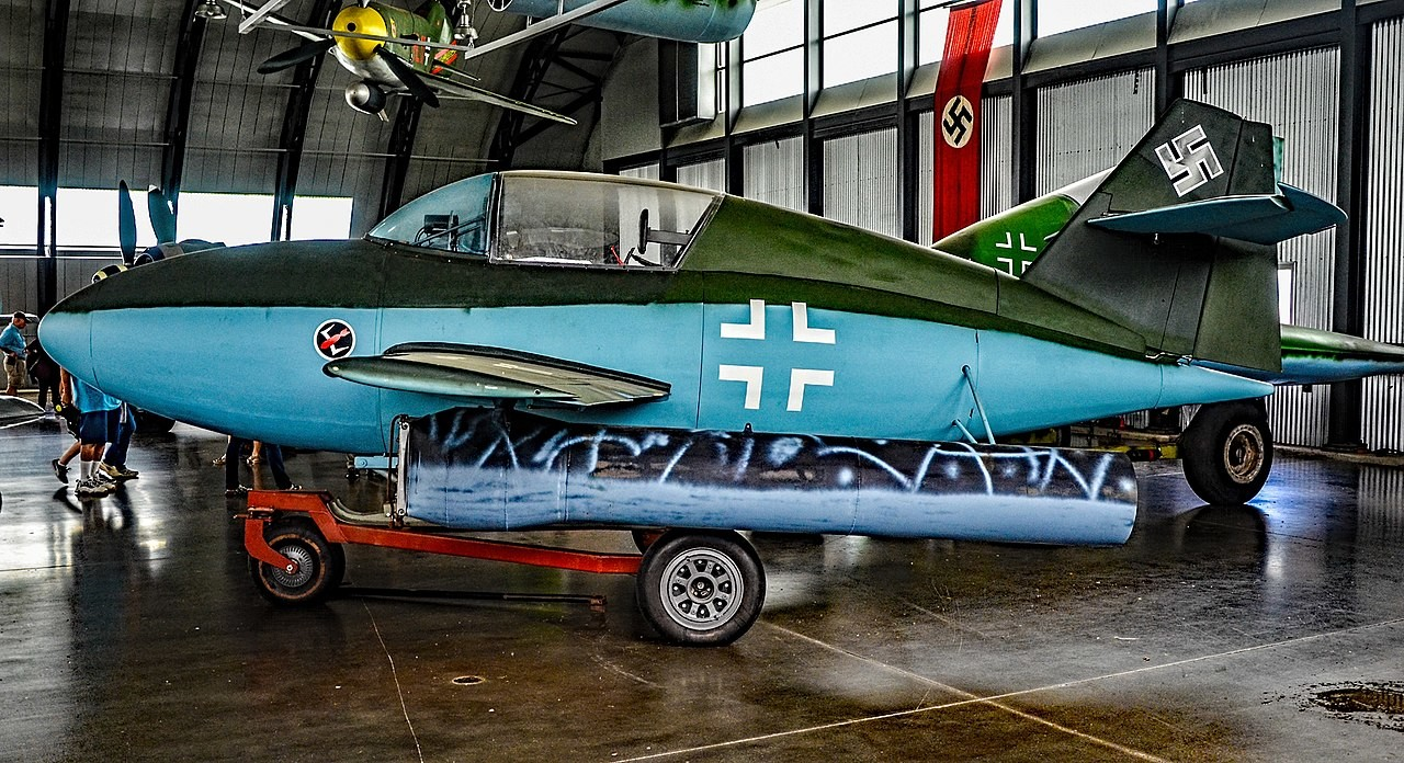 Messerschmitt Me 328.