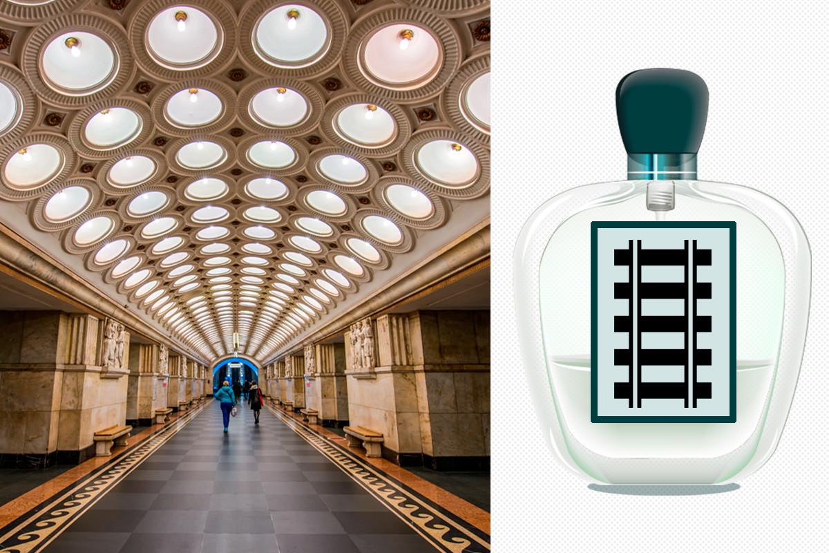 La metro di Mosca