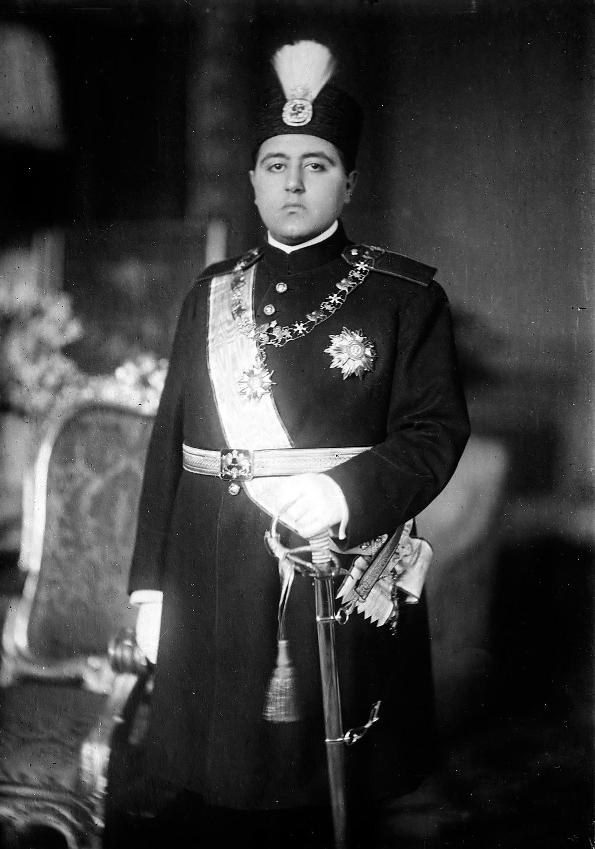 Ahmed-šah Kadžar