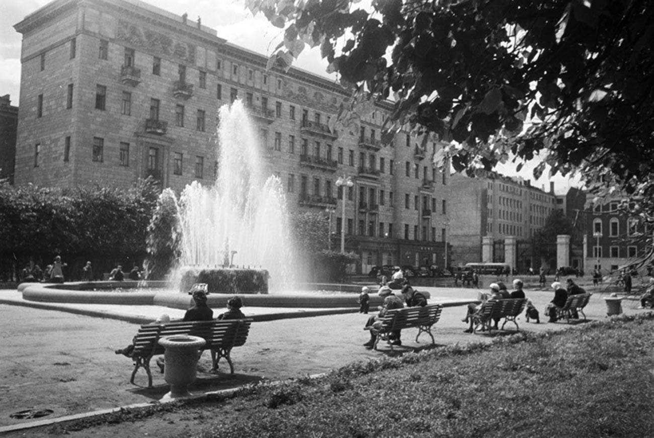 ソビエツカヤ広場