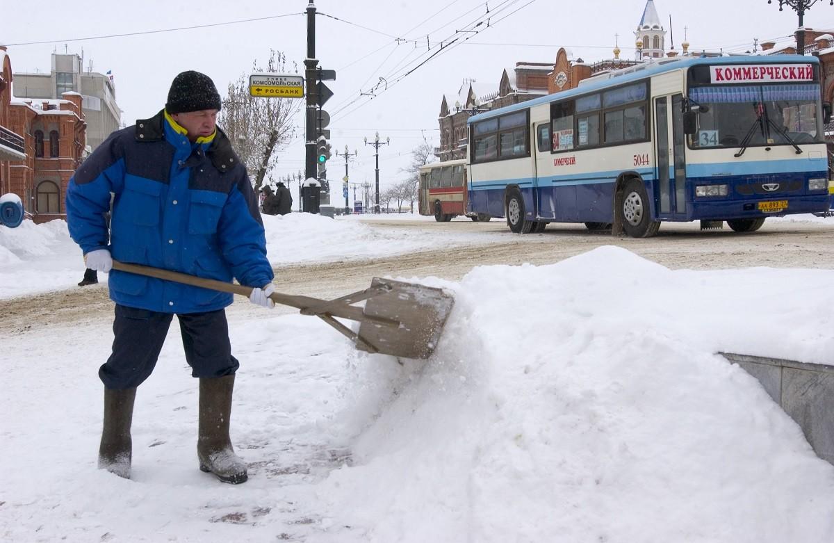 À Khabarovsk