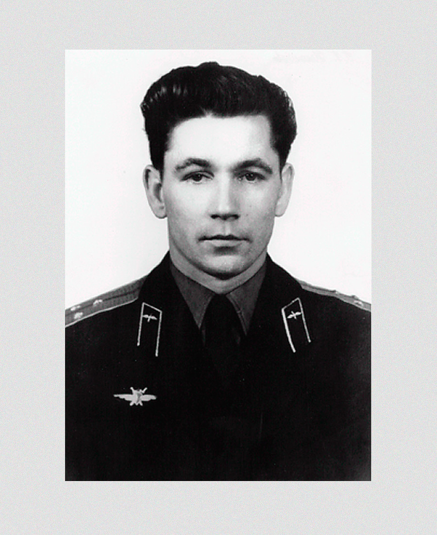 Grigory Nelyubov was poised to become the third Soviet cosmonaut in space.