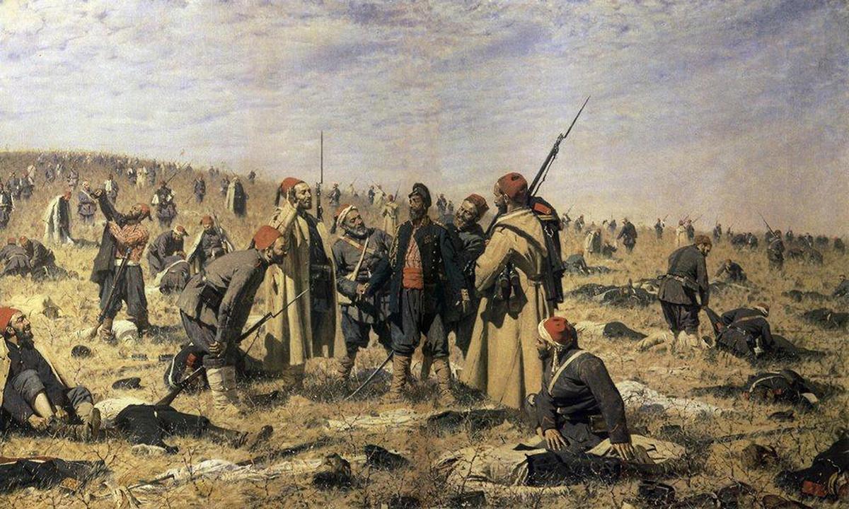 Победители, 1879 г.