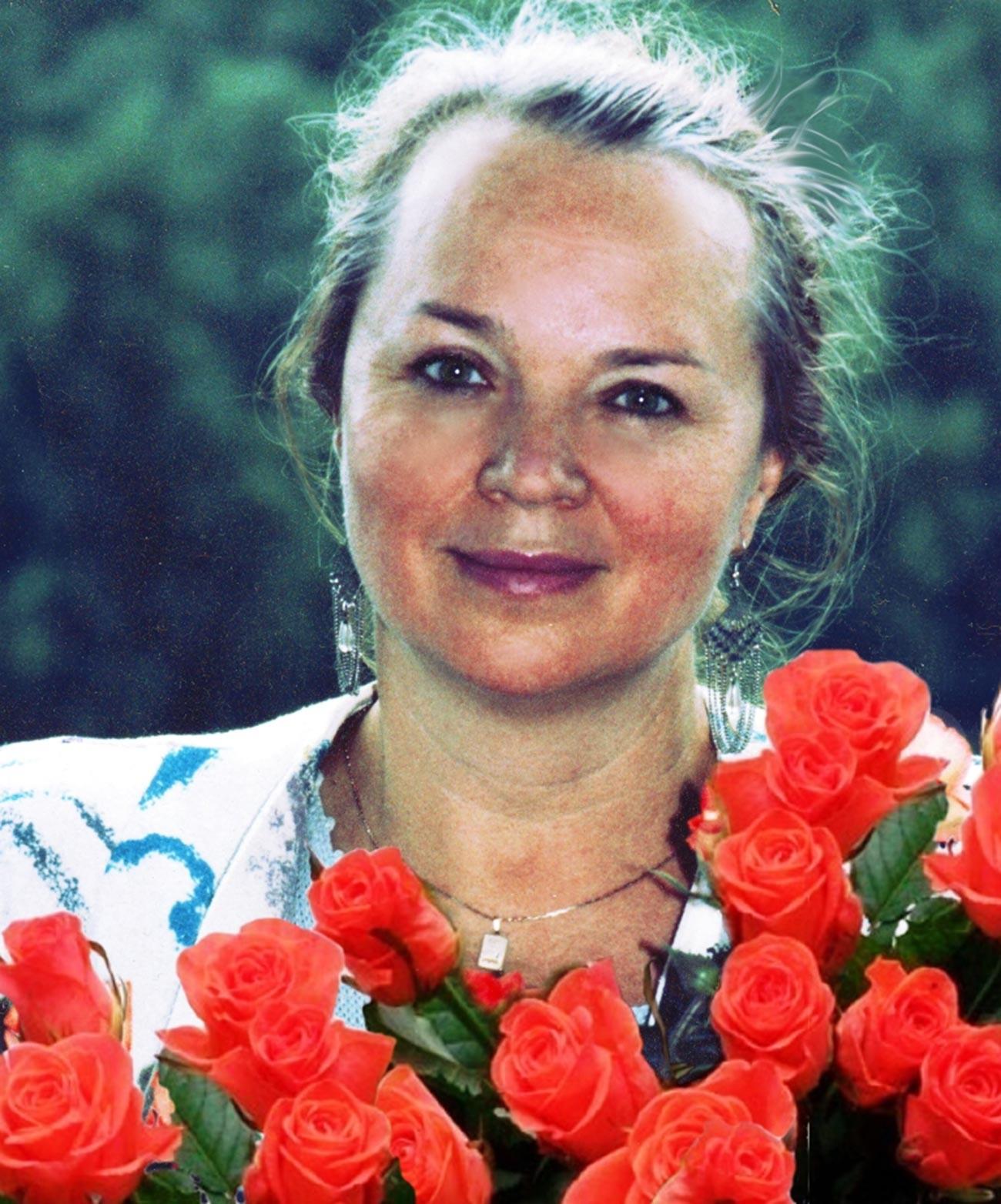 Valentina Kuznetsova was not the type who gave up easily.