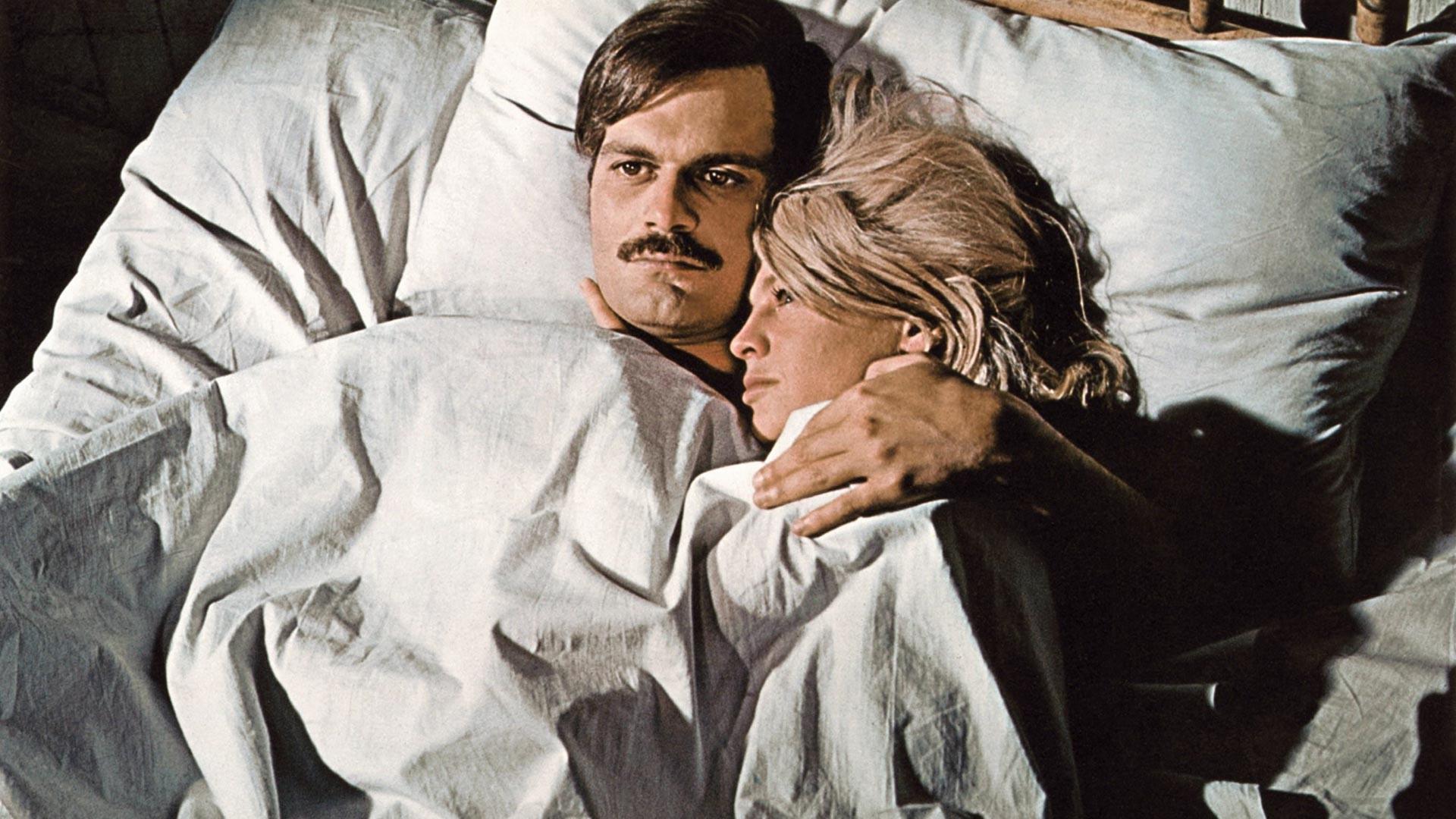 A still from 'Doctor Zhivago' starring Omar Sharif