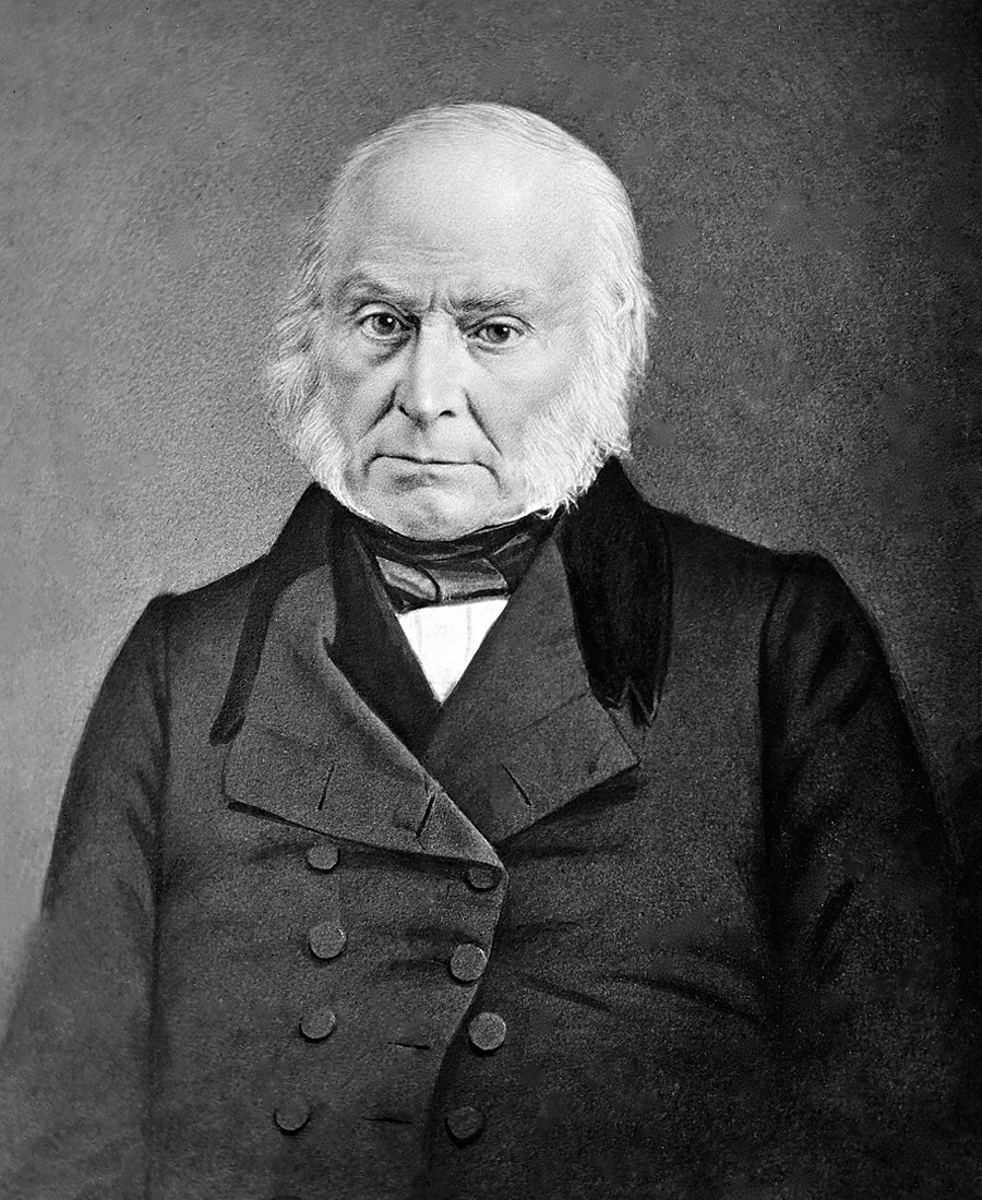 John Quincy Adams, 6th President of the United States
