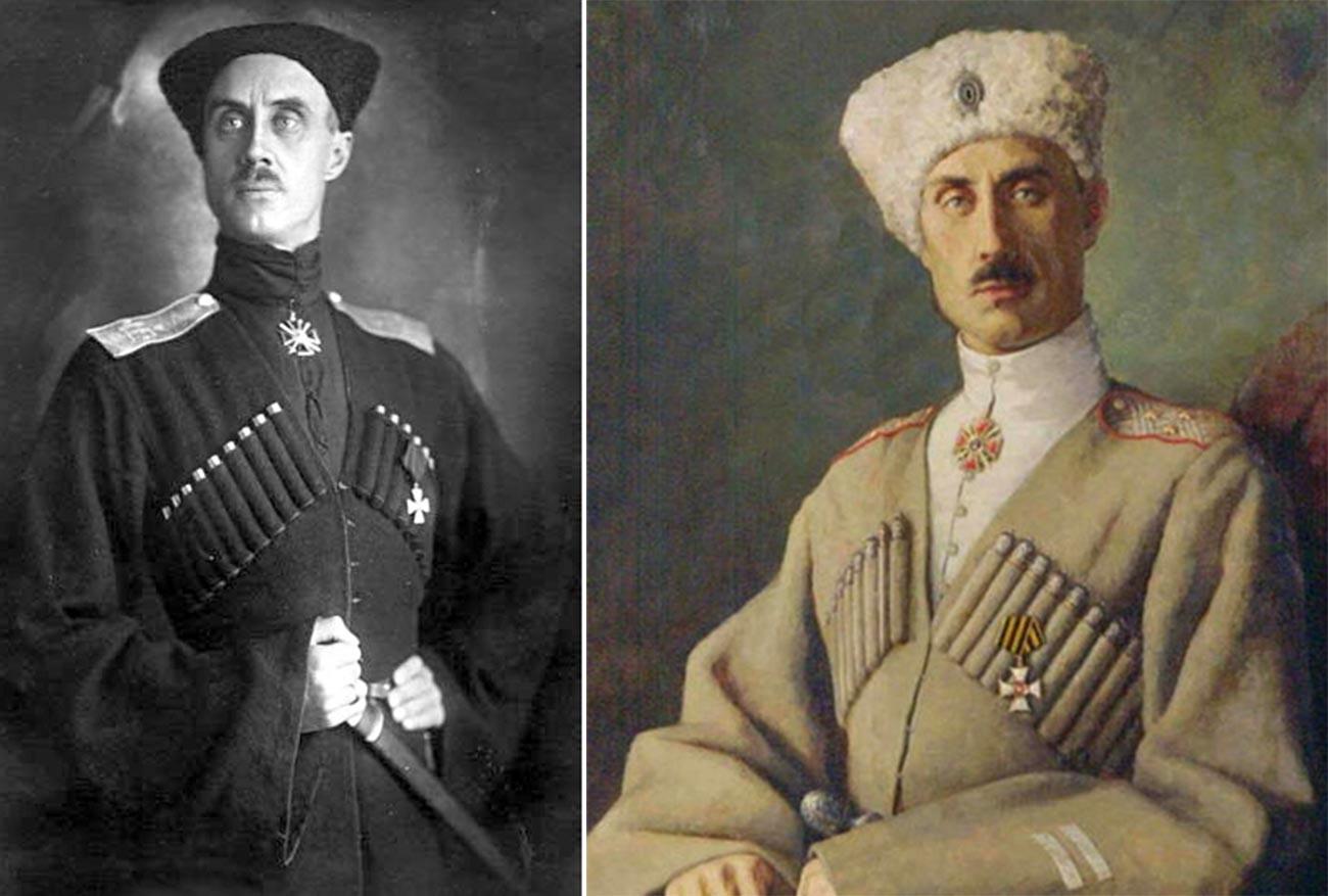 Петар Николајевич Врангељ.
