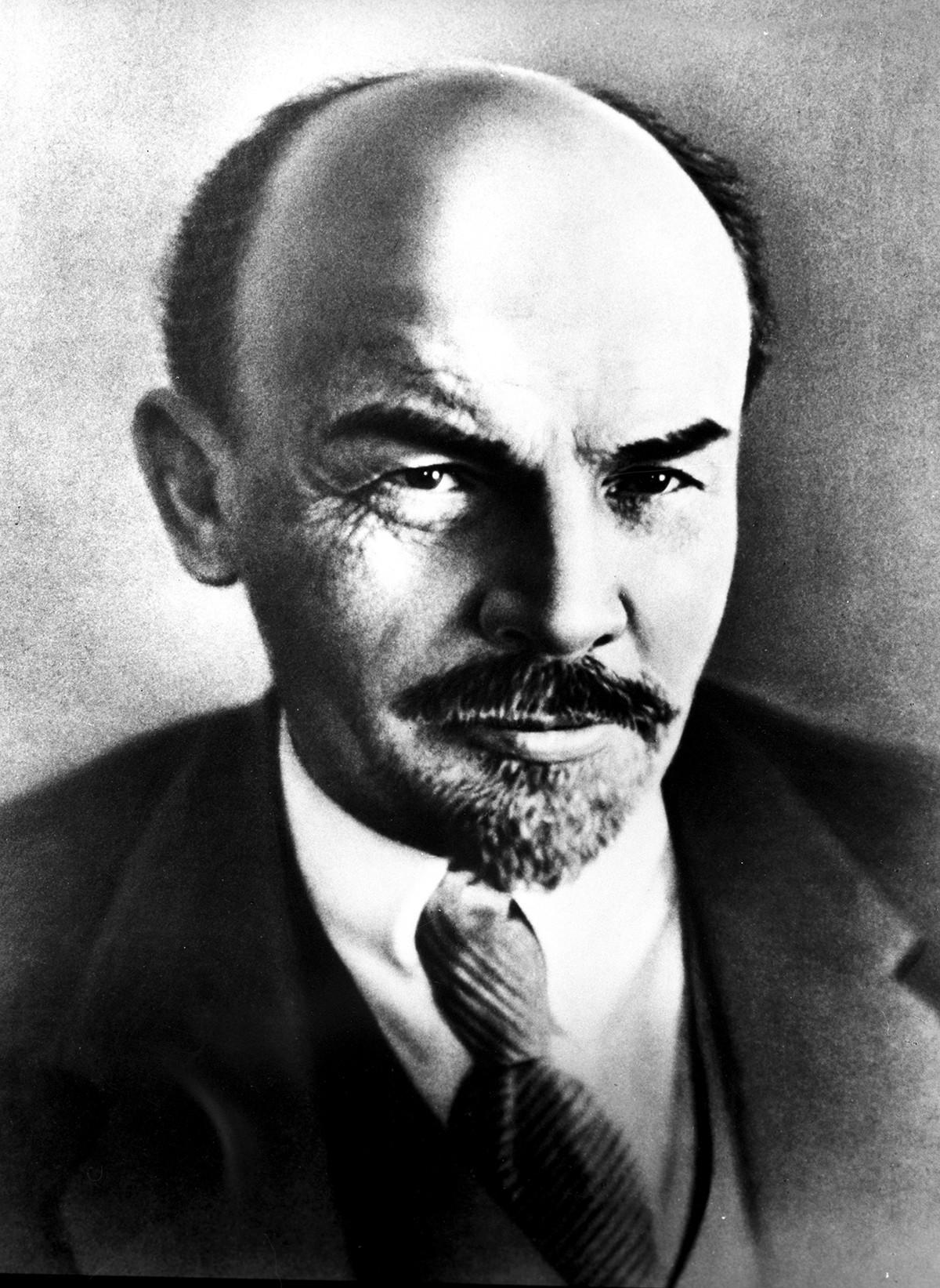 Wladimir Lenin, 1918