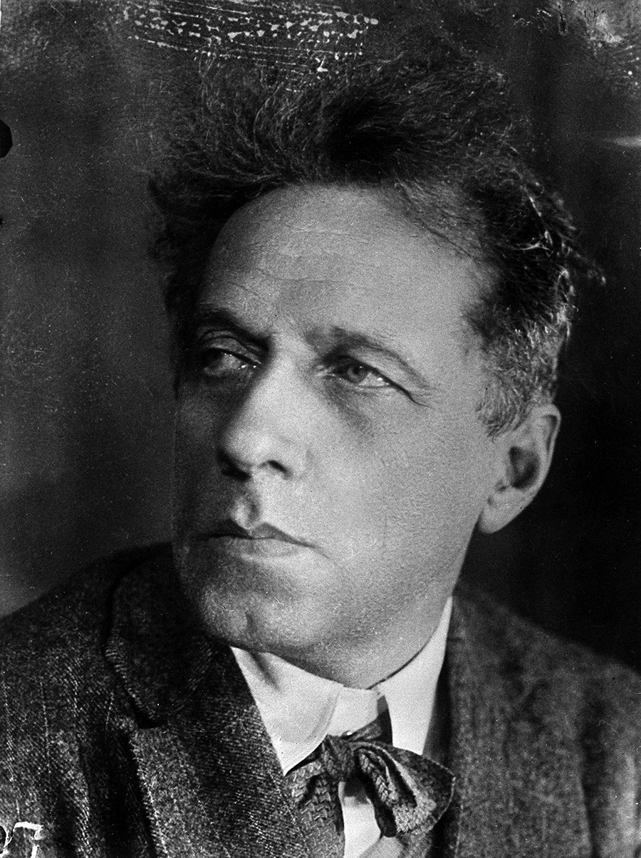 Vsevolod Meyerhold foresaw that his life would end tragically.