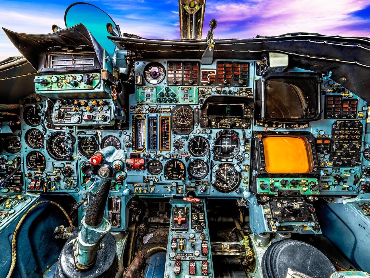 Bomberflugzeug Tupolew Tu-2