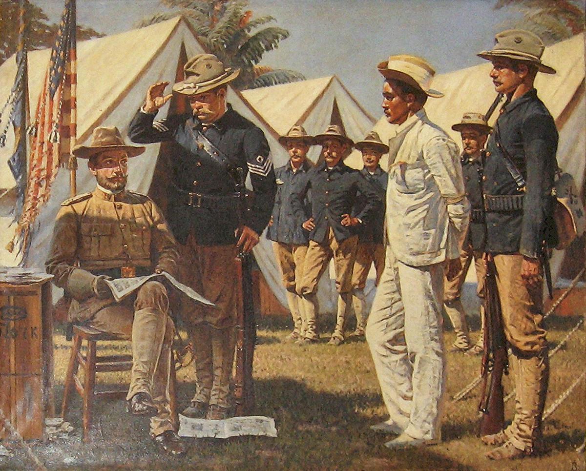 Vohun, 1901