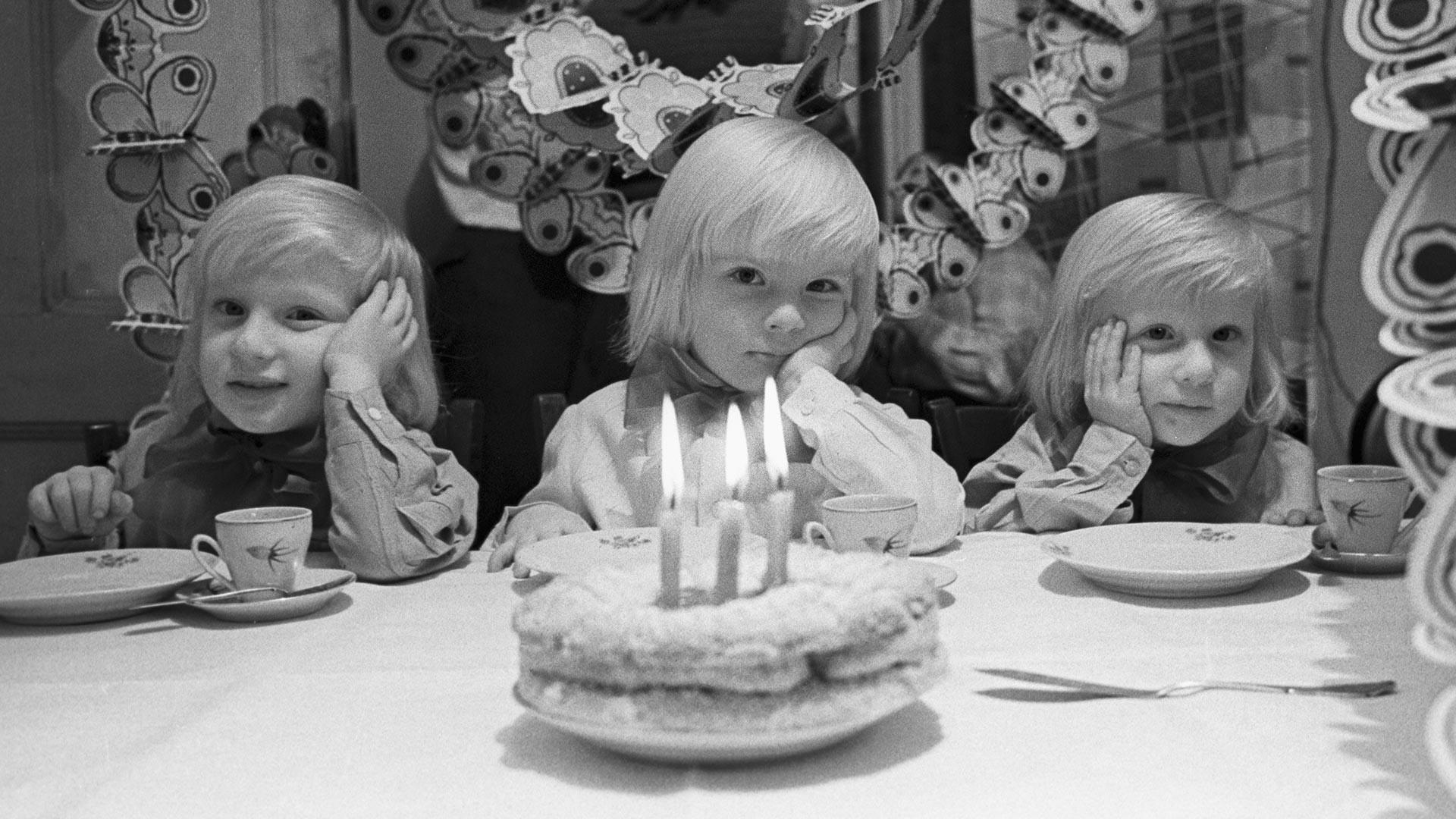 Рожден ден на близнаци.