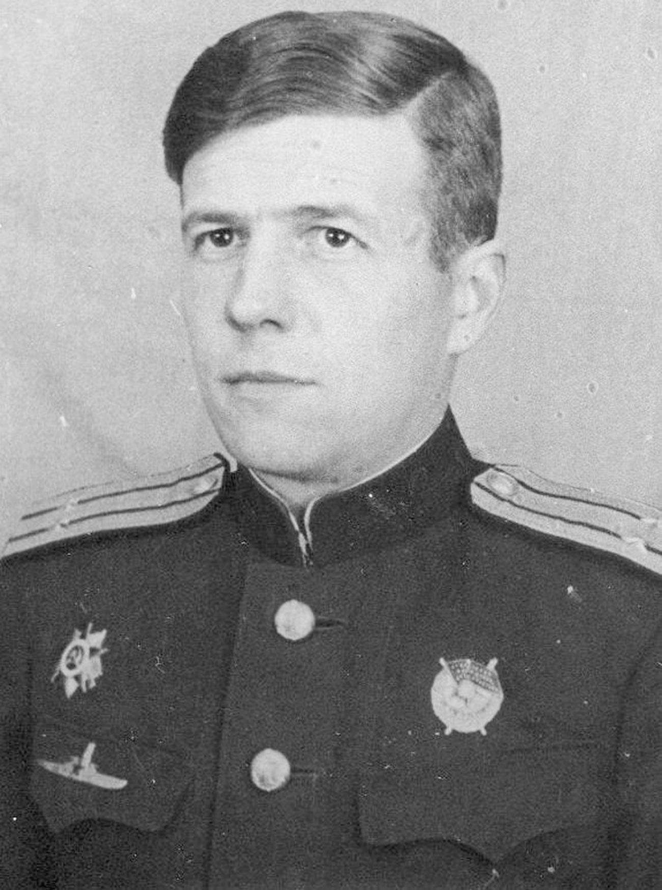Михаил Августинович.