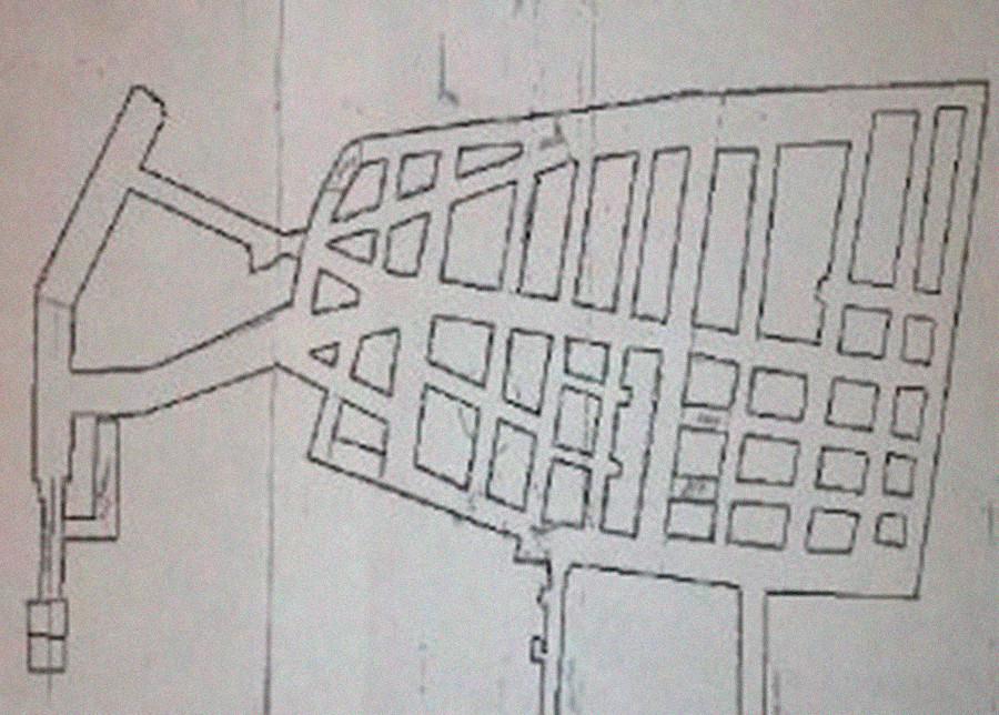 Projeto do frigorífico de Porto de Novi