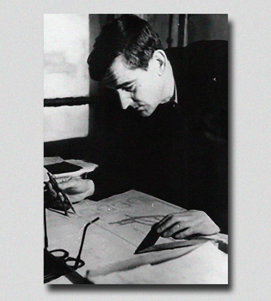 Gustav Beckman, perancang kulkas Pelabuhan Novyi.