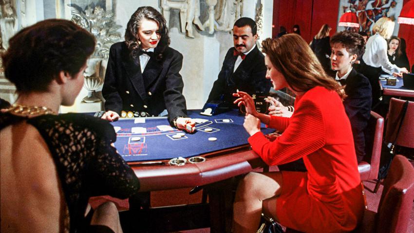 Russian mafia casino bill simmons gambling