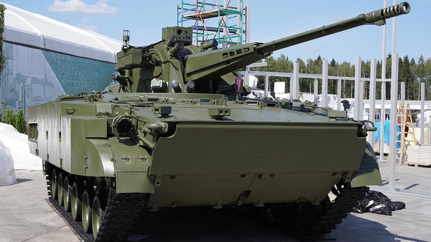 """2С38 """"Деривация-ПВО """""""