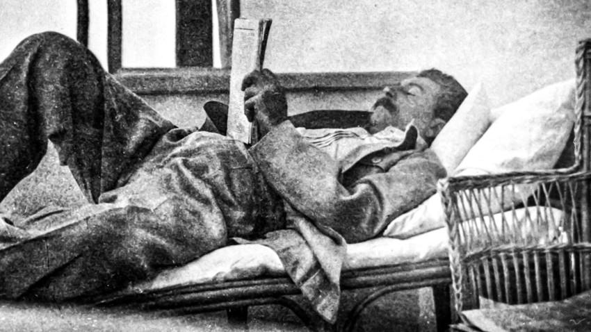 Josif Visarionovič Staljin, 1930.