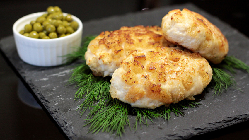 You won't want to share these delicious, totally kids-friendly cutlets!