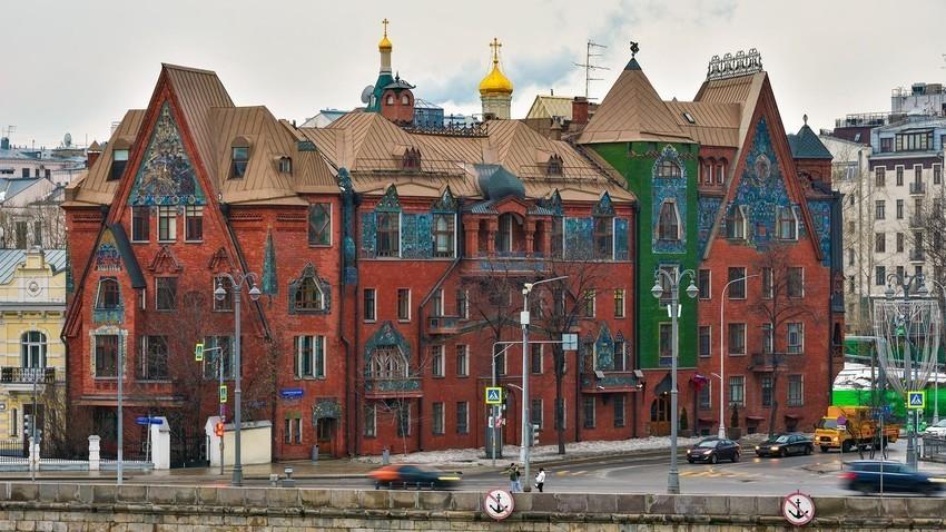 Casa Pertsova.