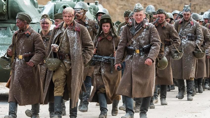 Filme über Den Zweiten Weltkrieg