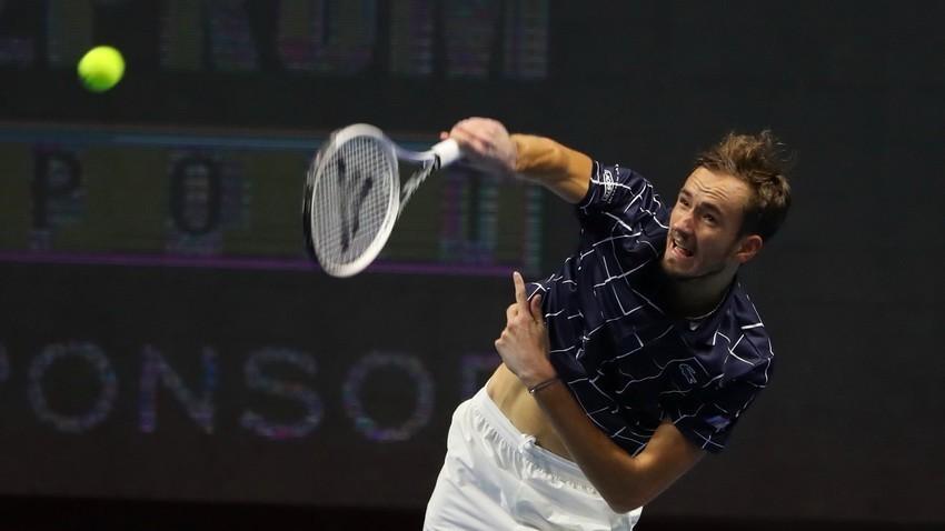 Ruski tenisač Daniil Medvedev