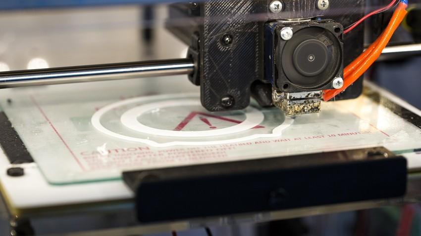 3D printer (slika je simbolična).