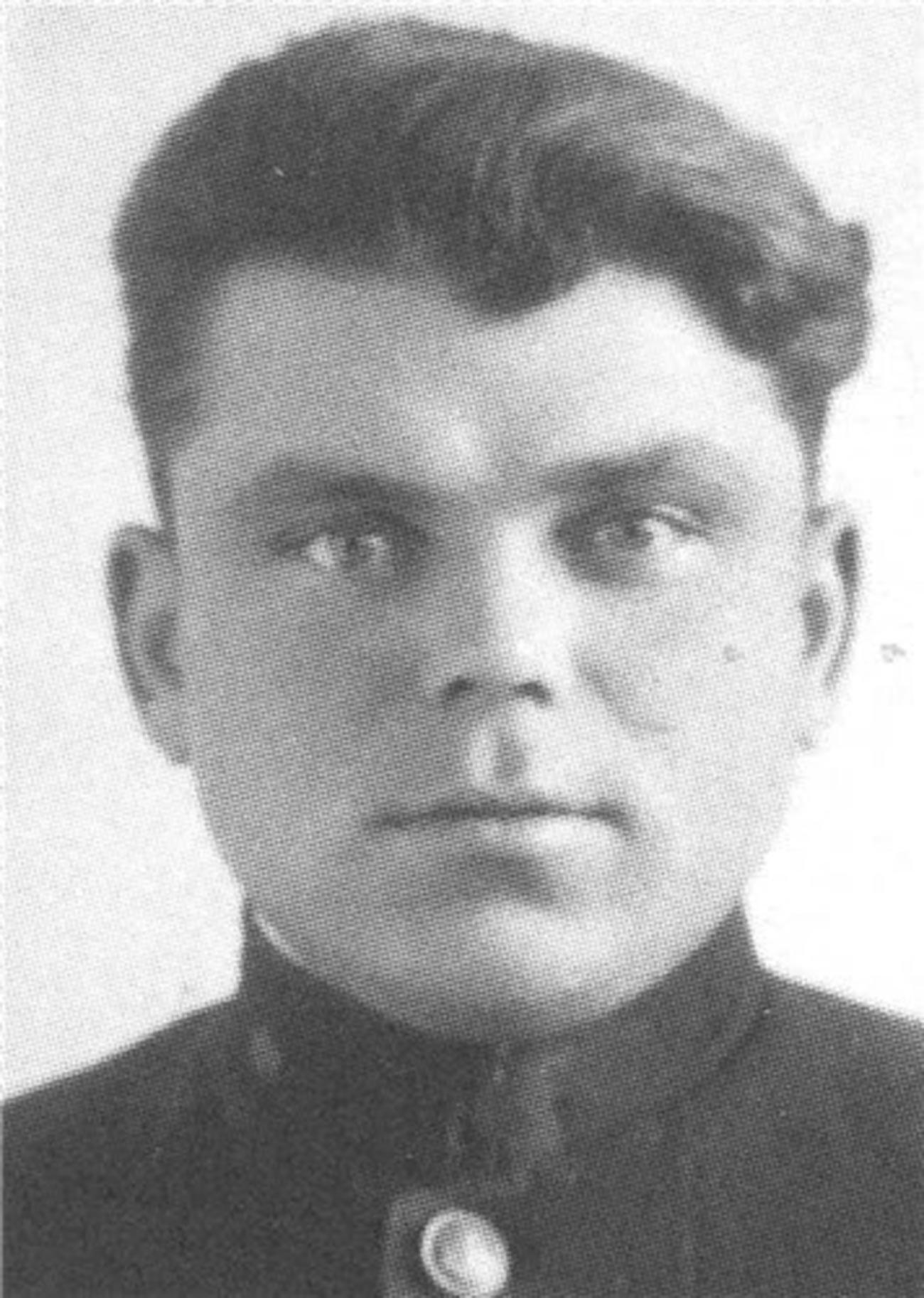 Pavel Bocharov.