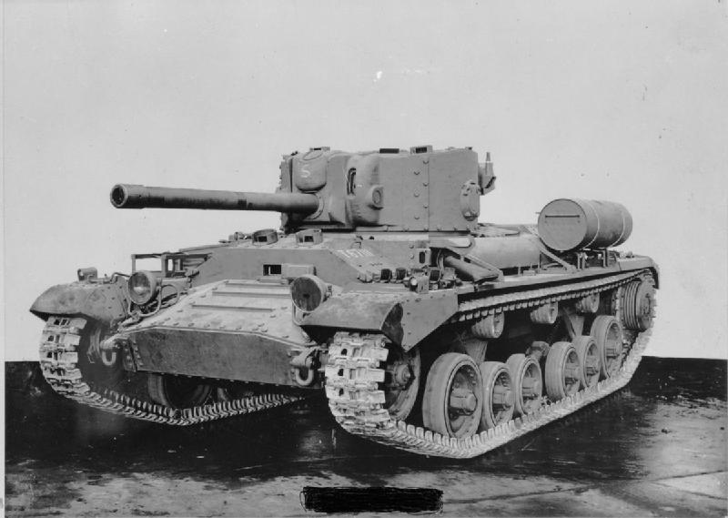 Tanque de Infantería Mk III Valentine IX