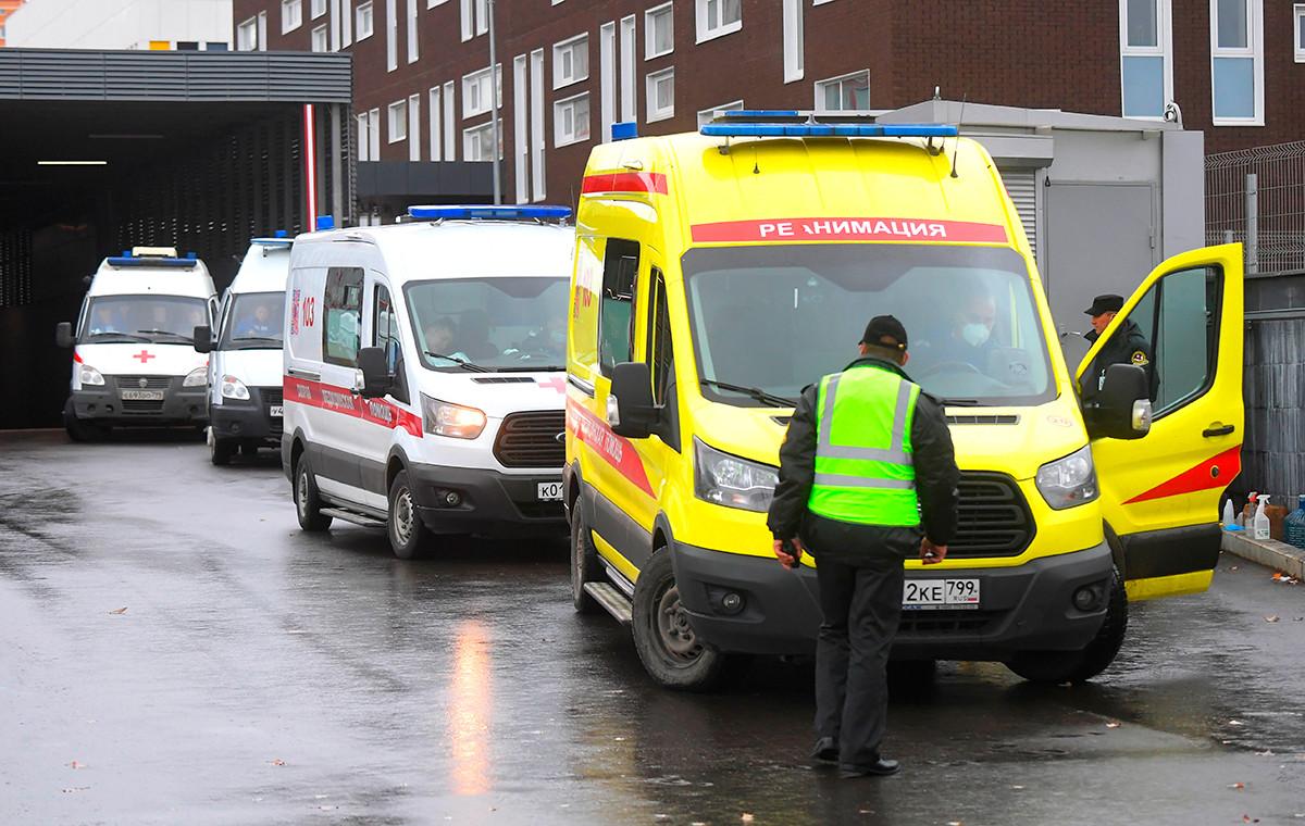 Линейка в