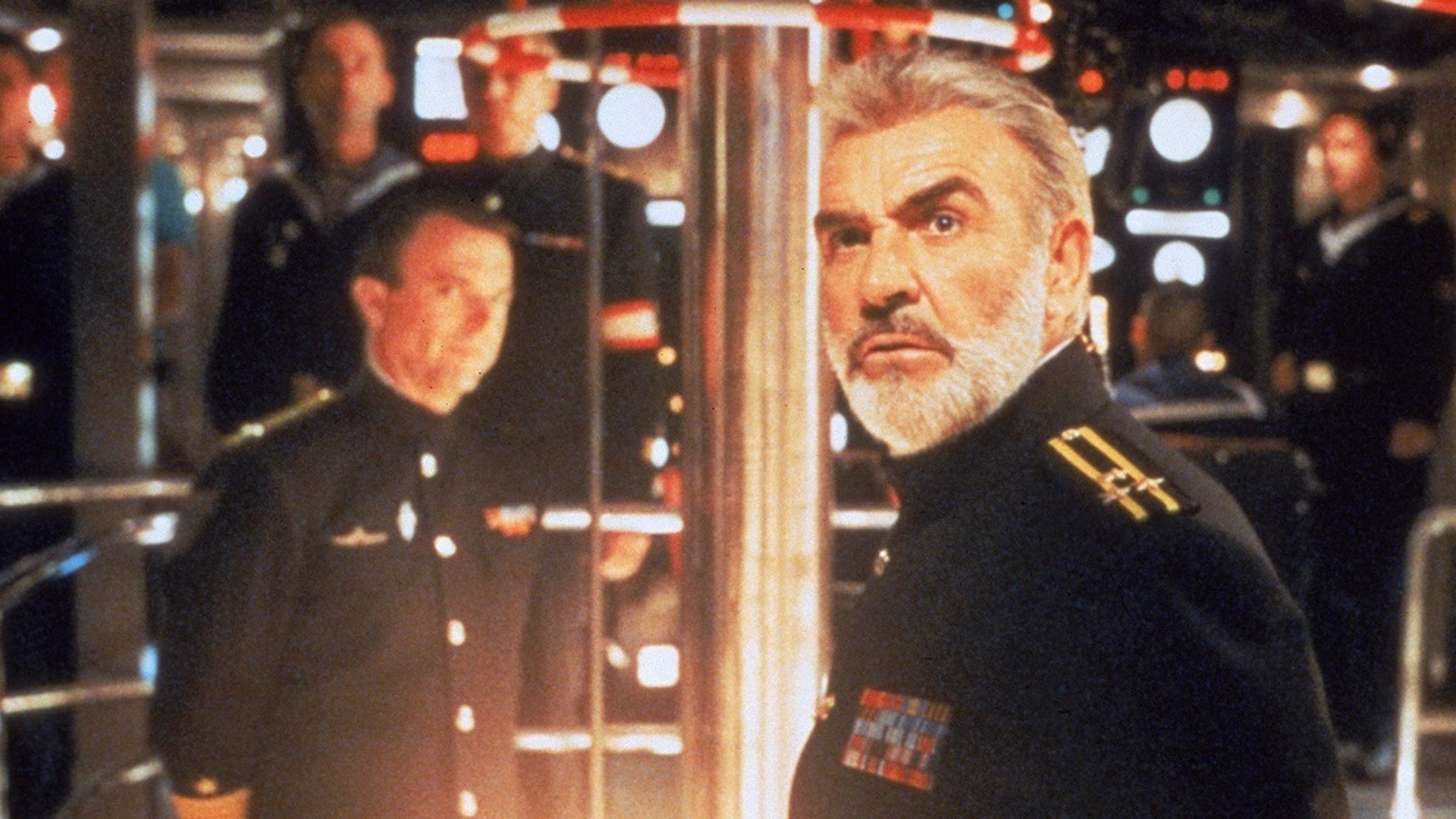 Sir Sean in 'The Hunt for Red October'