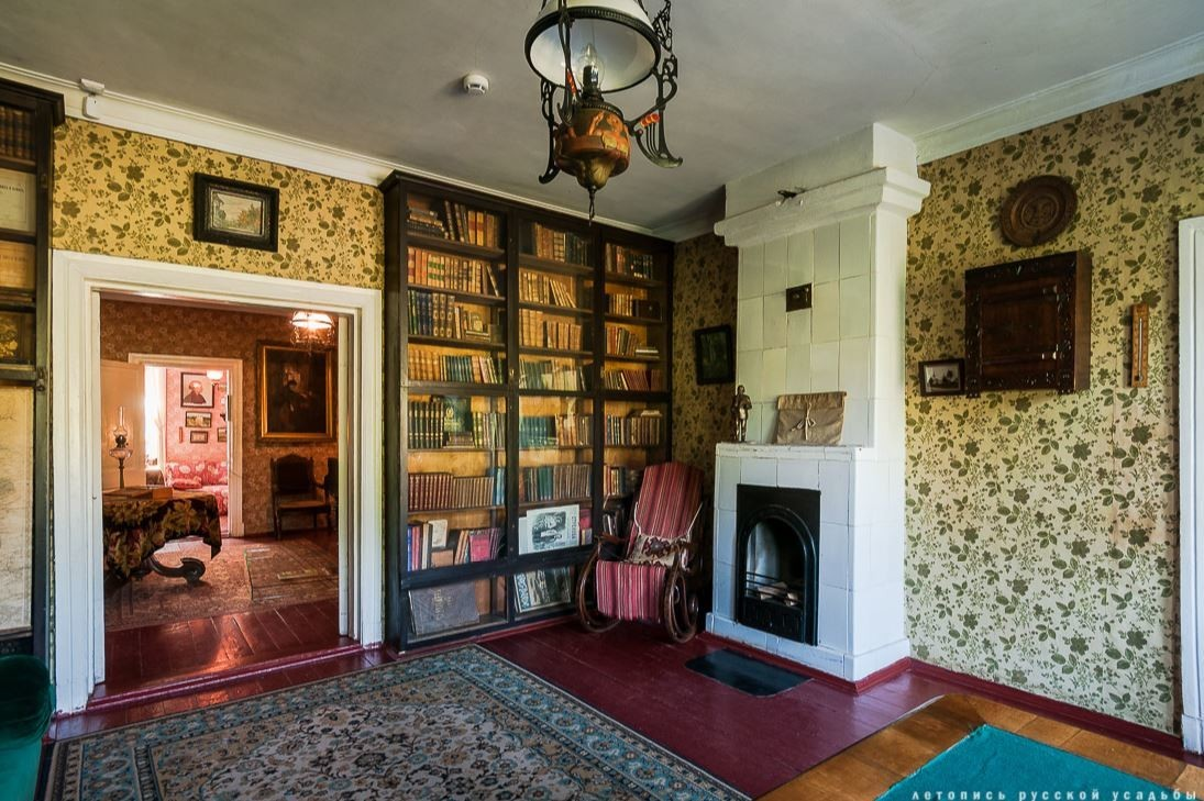 Dentro la casa di Chekhov