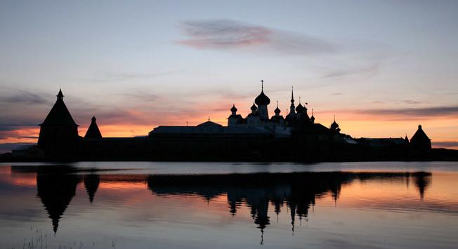 Solovecki samostan