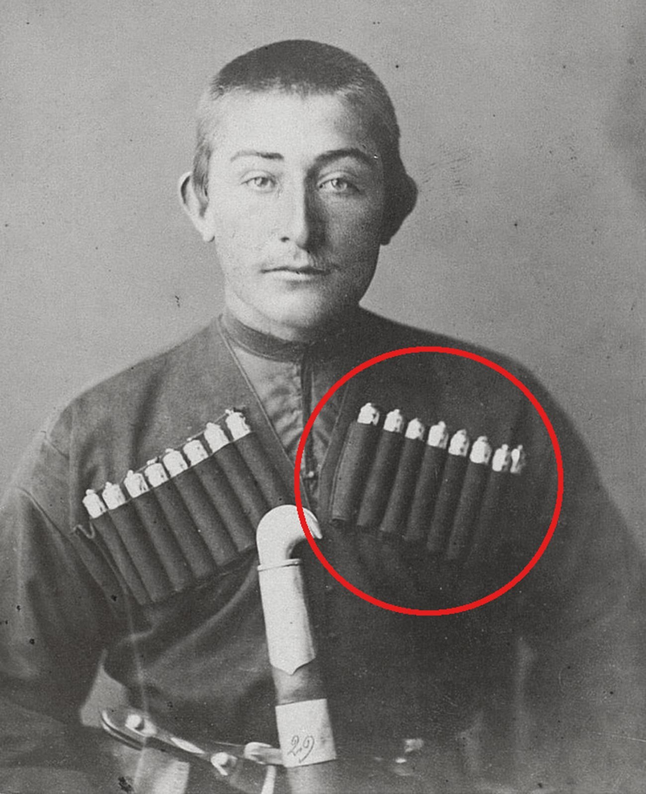 Homem do Daguestão.