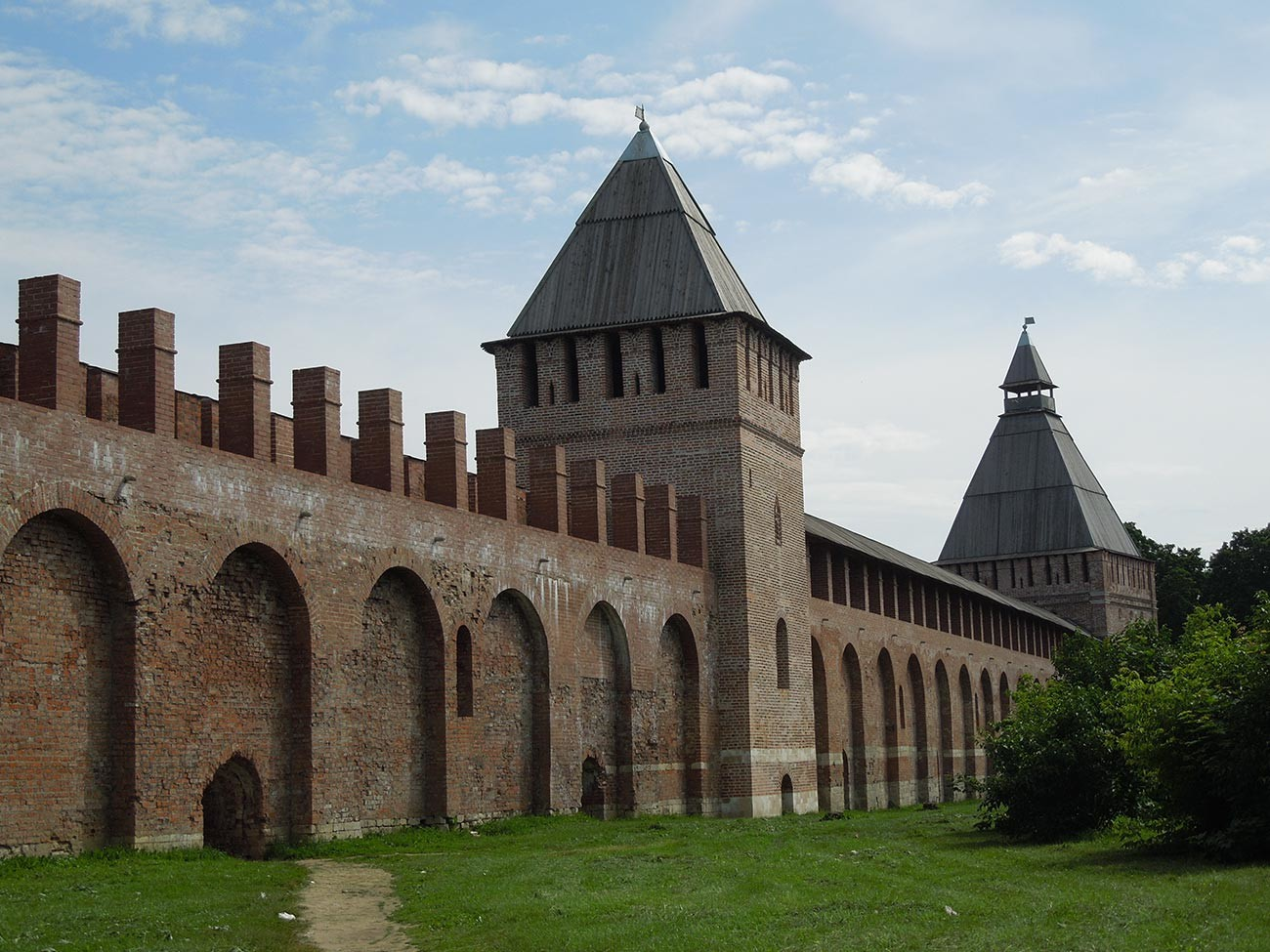 The Smolensk Citadel