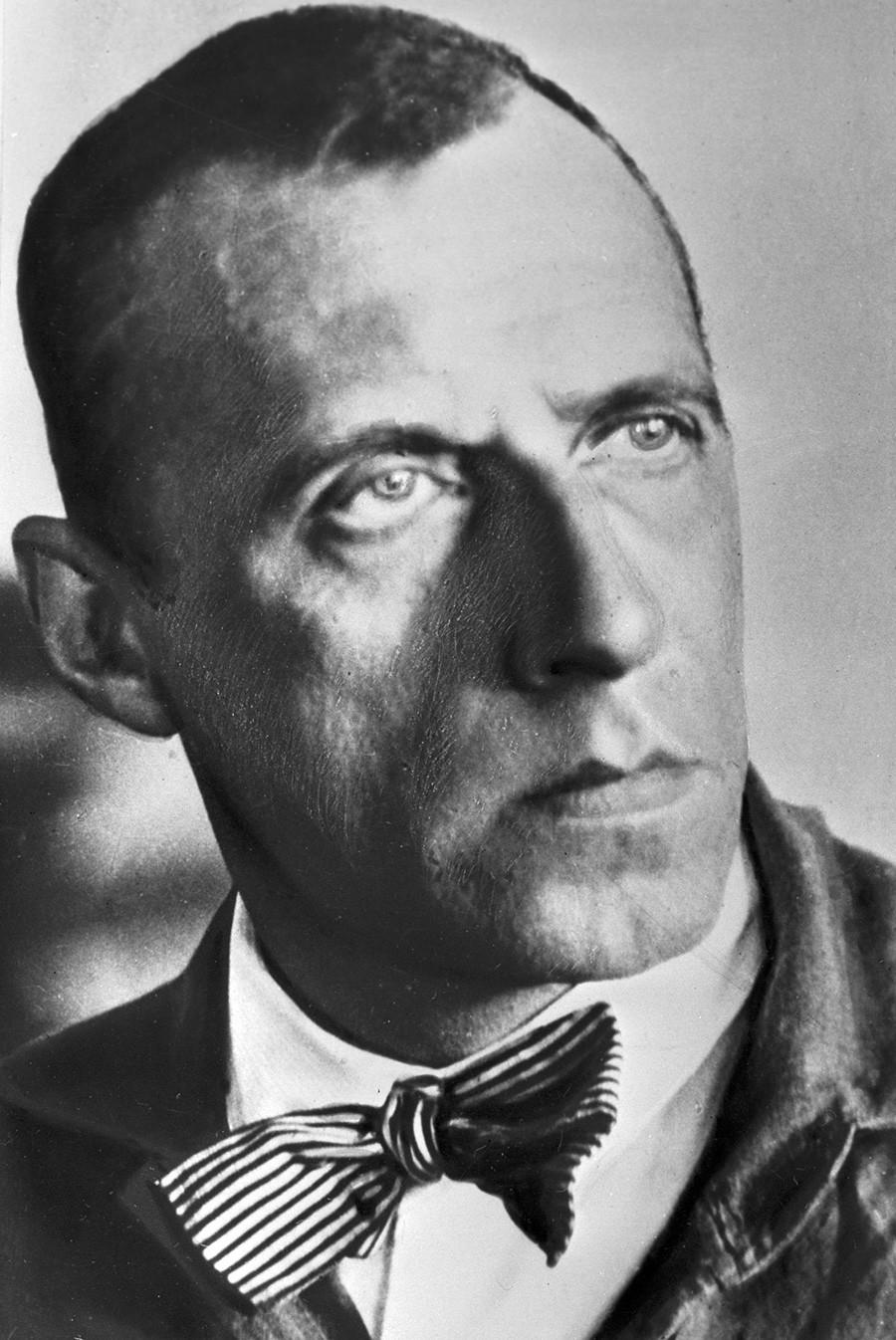 Vsevolod Mejerkhold, uno dei più acclamati registi comunisti