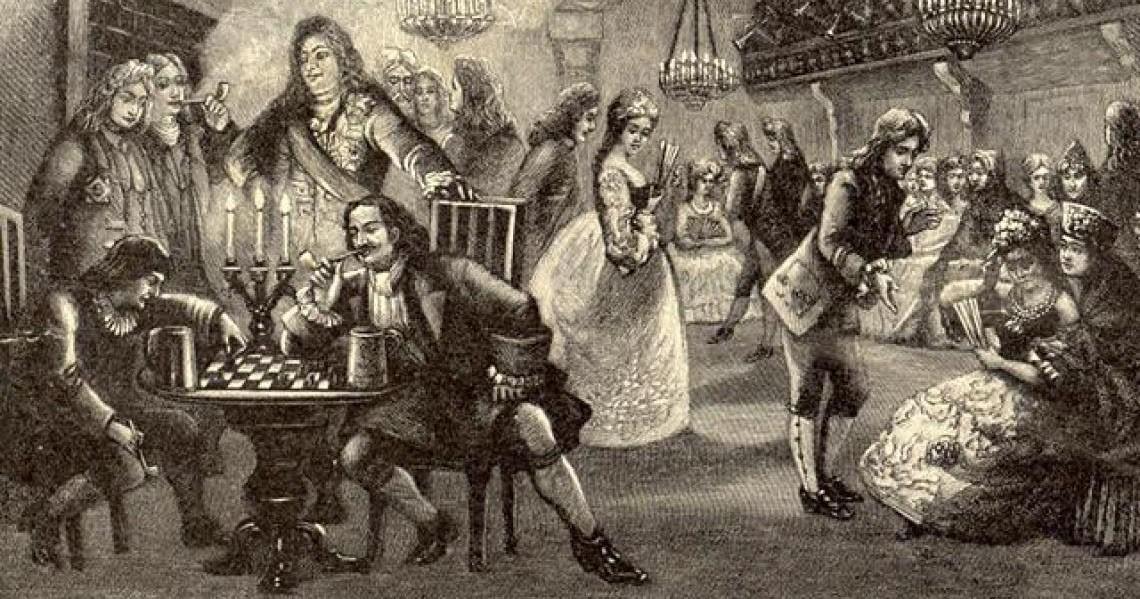La Asamblea de Pedro I.