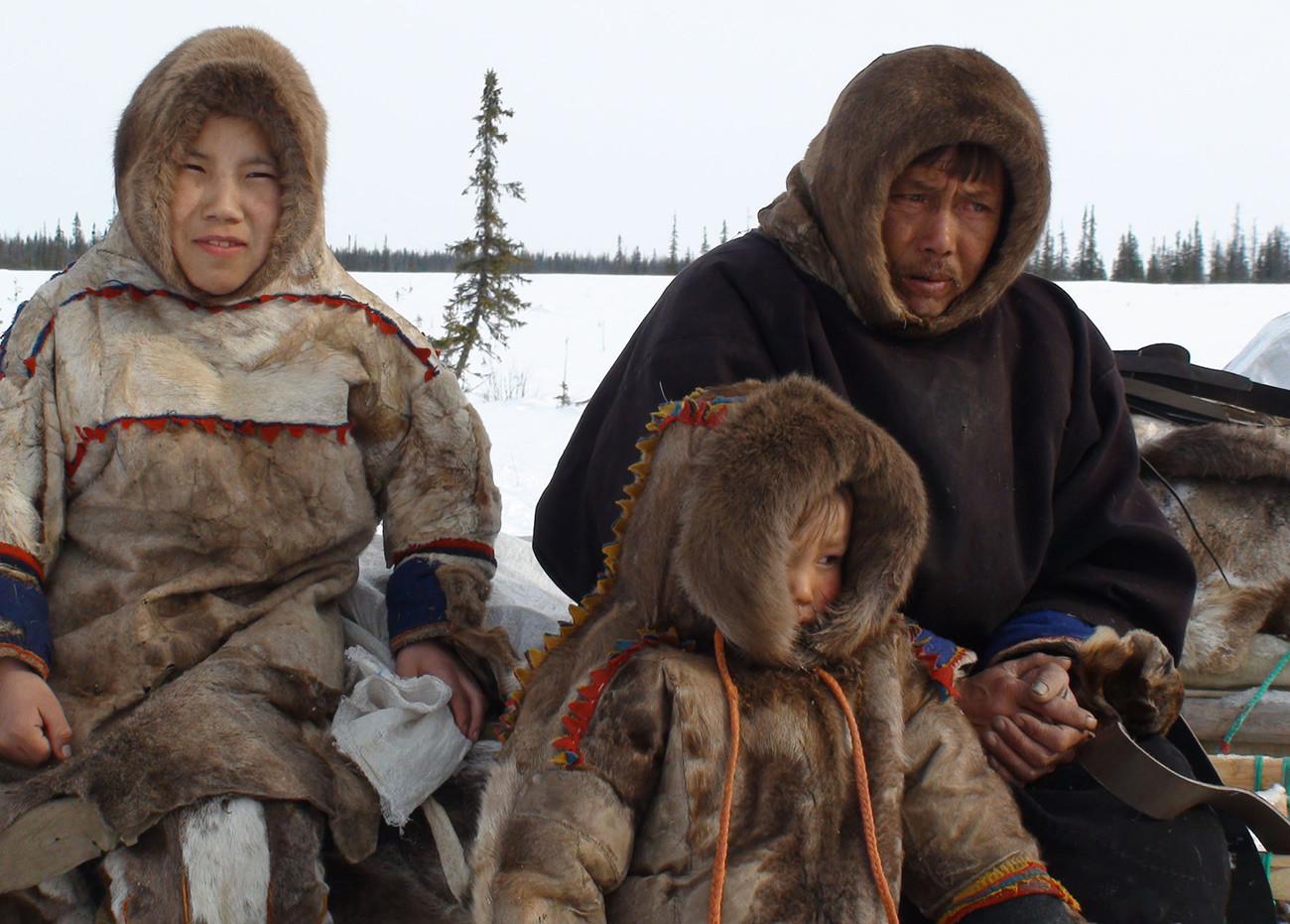 Keluarga Nenets