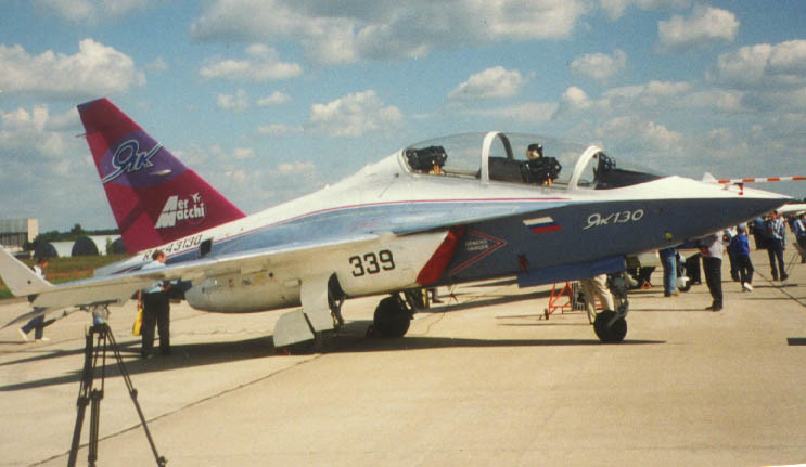 Prototipo, fotografiado en 1997