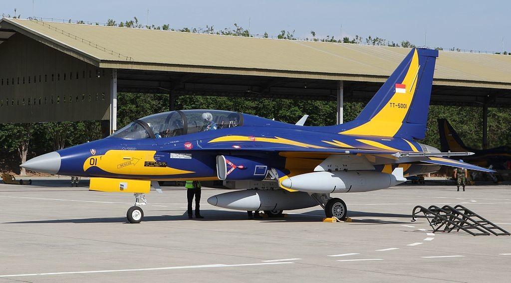 T 50 de la Fuerza Aérea Filipina
