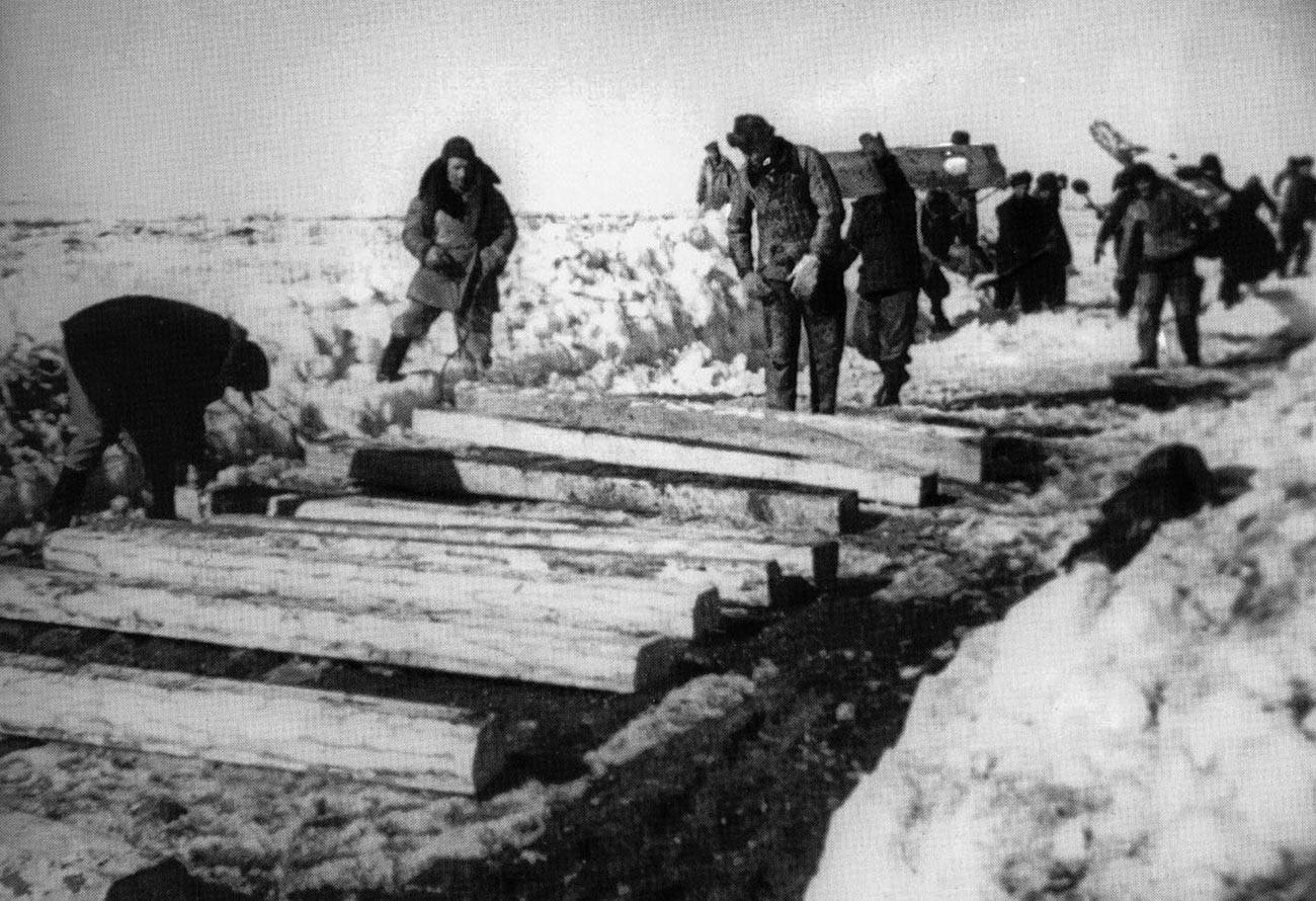 Trabalhadores do Gulag
