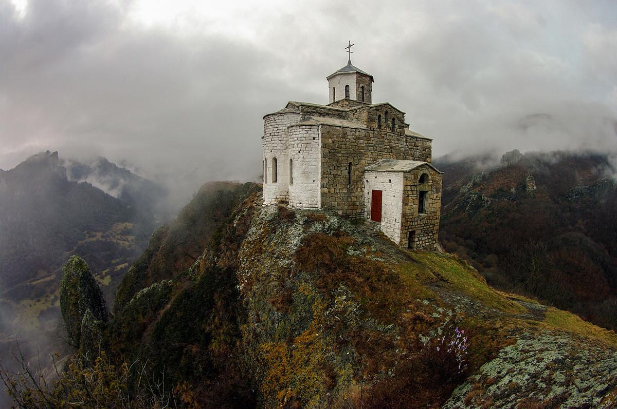 République de Karatchaïévo-Tcherkessie – Église de Choana