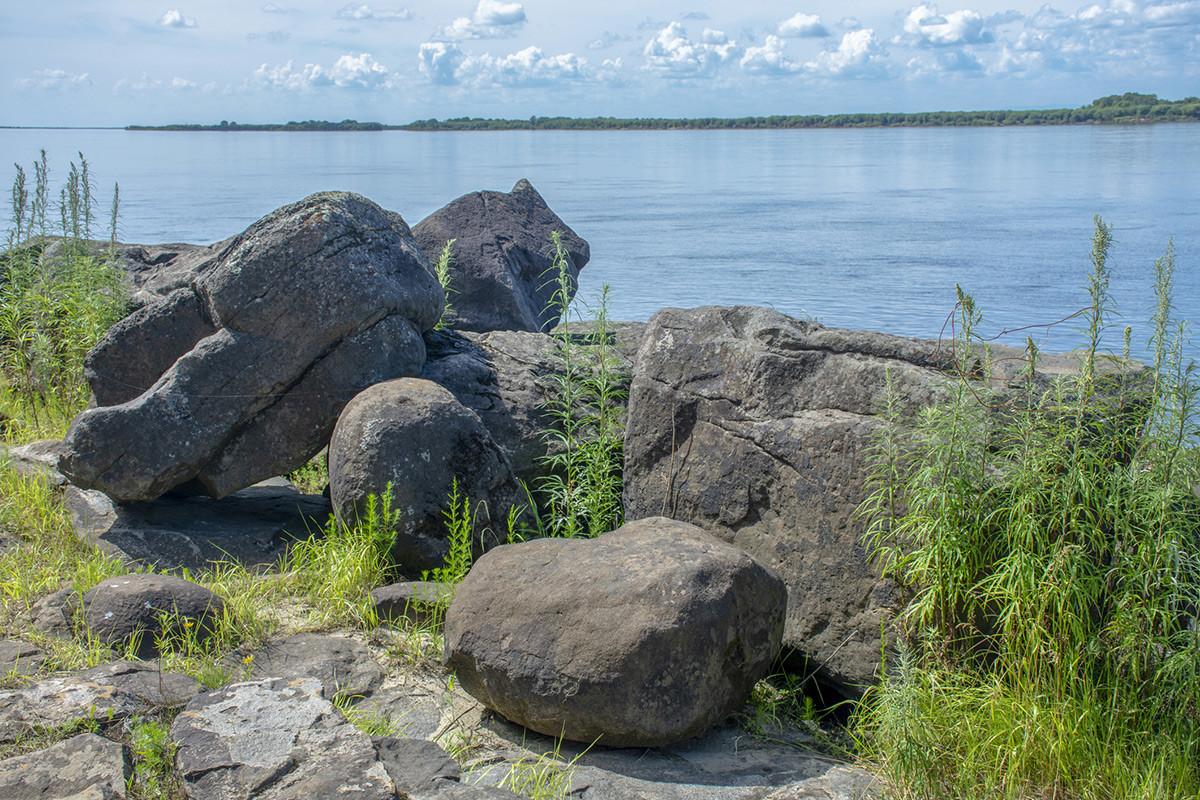 Petroglyphs of Sikachi-Alyan