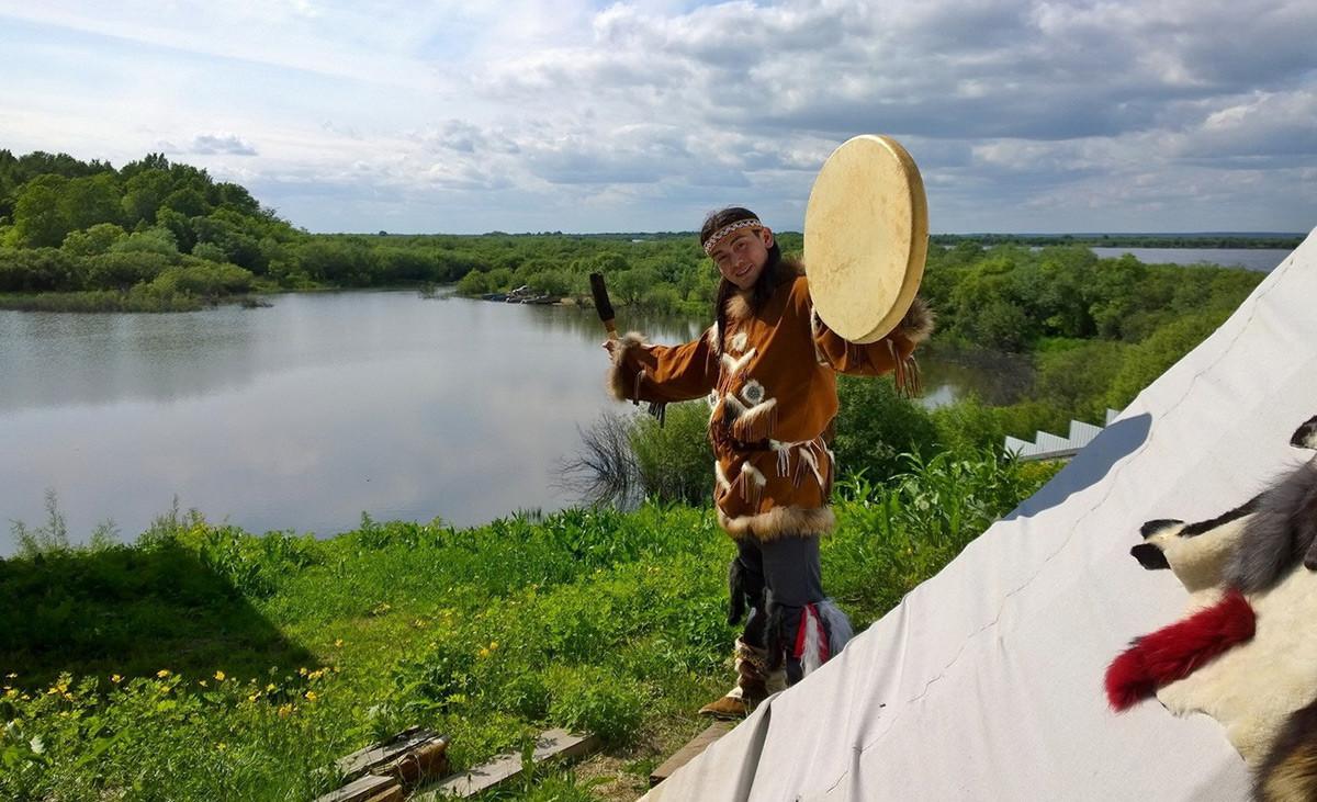 A Sikachi-Alyan's shaman