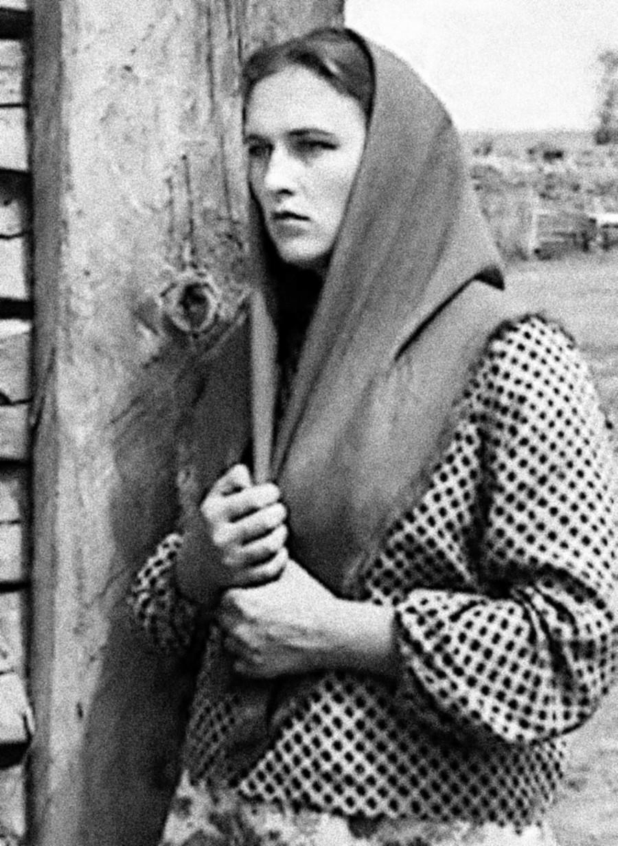 Nonna Mordjukova v filmu