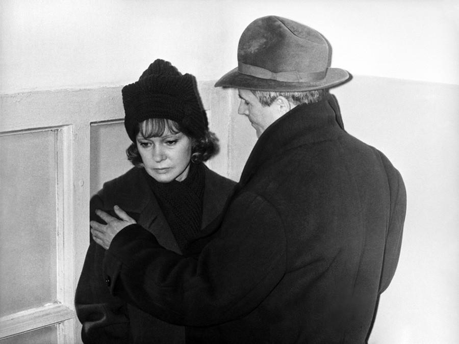 Ljudmila Gurčenko in Stanislav Ljubšin v filmu
