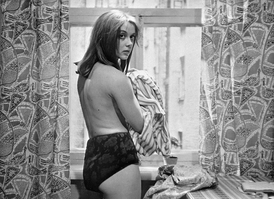 Margarita Terehova v filmu