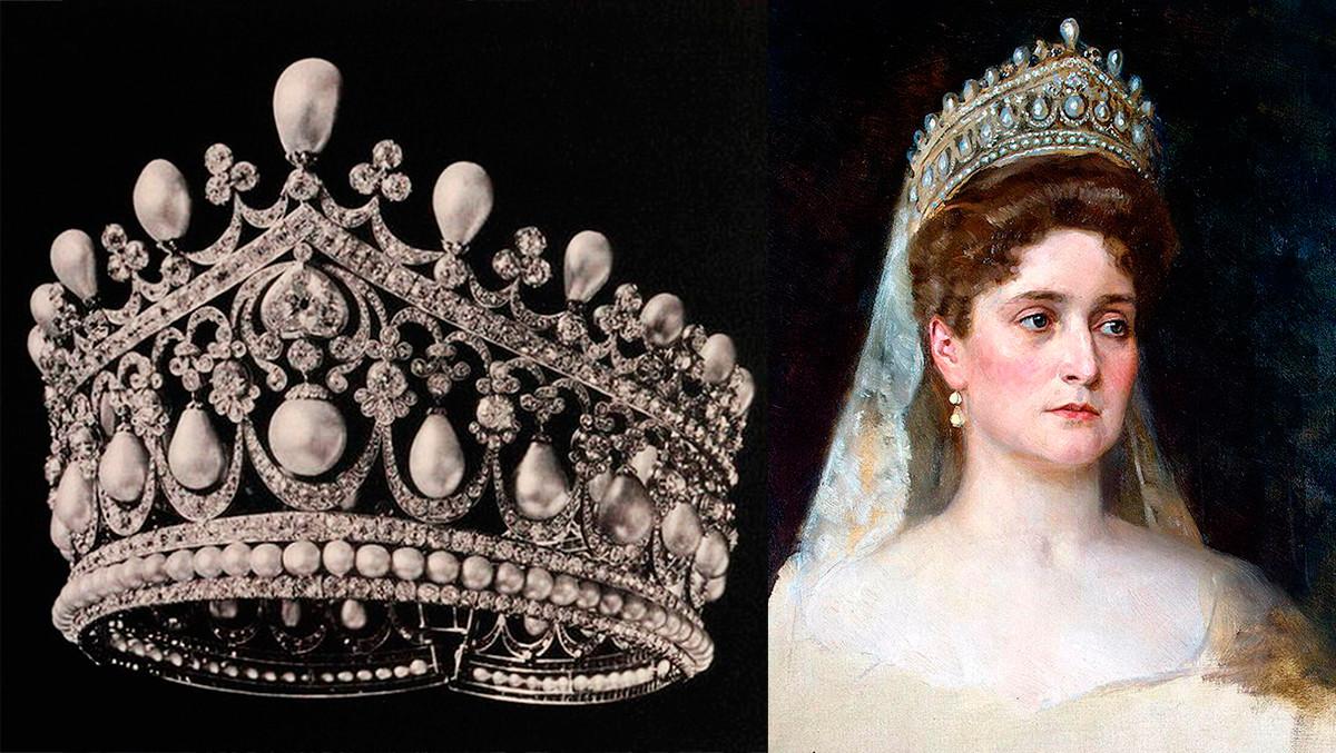 Carica Aleksandra Fjodorovna.