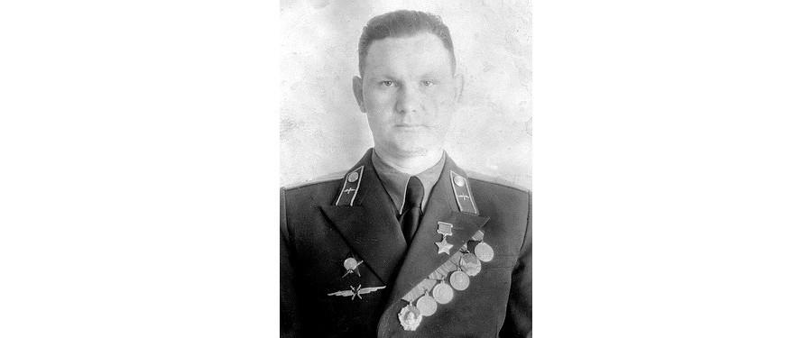 Nikolai Sutiaguin (1923 - 1986)
