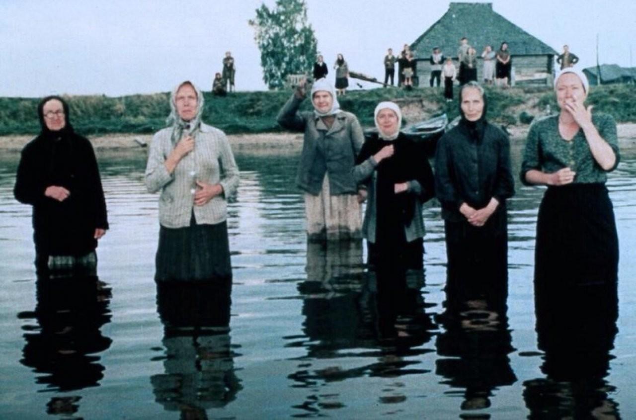 Cena do filme russo